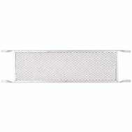 MD Building Products 33209 8 Inch High By 34 Inch Wide Door Grille For Doors 36 Inch Wide