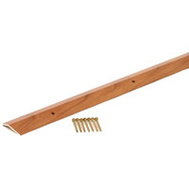 MD Building Products 40124 Cherry Carpet Trim Wide Metal 1-3/8 Inch By 36 Inch