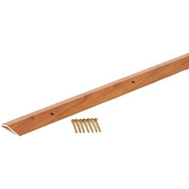 MD Building Products 40126 Cherry Carpet Trim Wide Metal 1-3/8 Inch By 72 Inch