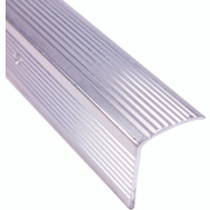 MD Building Products 43746 Edging Stair Fltd 96 In Satbrs