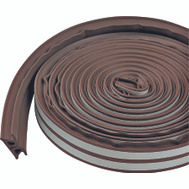 MD Building Products 43848 Thermablend Brown 17 Foot Weather Seal.