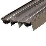 MD Building Products 47000 Door Bottom Vnyl Brn 1-3/4X36