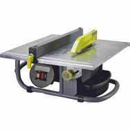 MD Building Products 48190 M D Fusion Portable Fusion Wet Tile Saw 7 Inch 3/4 Horse Power