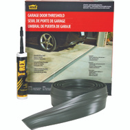 MD Building Products 50101 20 Foot Garage Door Threshold