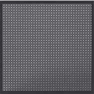 MD Building Products 56062 Black Lincaine Aluminum Sheet 2 Foot By 3 Foot.