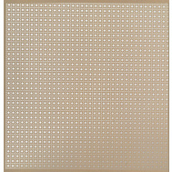 MD Building Products 57125 Lincaine Aluminum Sheet 2 Foot By 3 Foot.20 Inch Thick. All Brass