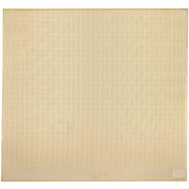 MD Building Products 57265 3 Foot By 3 Foot Lincane All Brass Aluminum Sheet