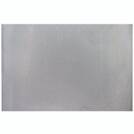 MD Building Products 57851 3 Foot By 3 Foot Galvanized Plain Steel Sheet