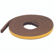 MD Building Products 63644 10 Foot Brown Extreme Temp Weatherstrip