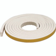 MD Building Products 63669 10 Foot White Extreme Temp Weatherstrip