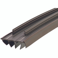 MD Building Products 67967 Door Bottom Vnyl Brn 1-3/4X36