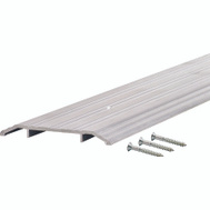 MD Building Products 68338 72 Inch Aluminum Mill Fluted Saddle