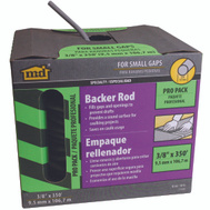 MD Building Products 71550 Backer Rod Pro Pack 3/8 Inch By 350 Foot