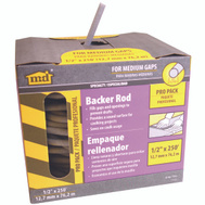 MD Building Products 71551 Backer Rod Pro Pack 1/2 Inch By 250 Foot