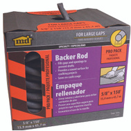 MD Building Products 71552 Backer Rod Pro Pack 5/8 Inch By 150 Foot