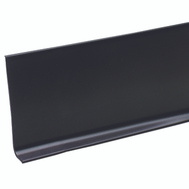 MD Building Products 75218 4 Inch By 4 Foot Black Vinyl Wall Base