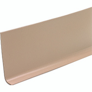 MD Building Products 75259 4 Inch By 4 Foot Vinyl Wall Base Beige