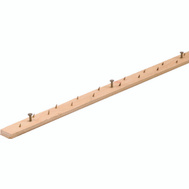 MD Building Products 75322/75311 Tack Strip Carpet Cncrt 1X48in