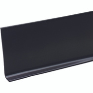 MD Building Products 75457 4 Inch By 120 Foot Black Vinyl Wall Base