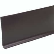 MD Building Products 75465 4 Inch By 120 Foot Brown Vinyl Wall Base