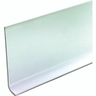 MD Building Products 75507 4 Inch By 120 Foot White Vinyl Wall Base