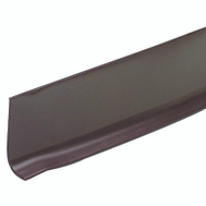 MD Building Products 75614 2 1/2 Inch By 4 Foot Brown Vinyl Wall Base