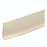 MD Building Products 75630 2 1/2 Inch By 4 Foot Almd Vinyl Wall Base