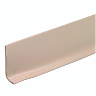 MD Building Products 75655 2 1/2 Inch By 4 Foot Vinyl Wall Base Beige