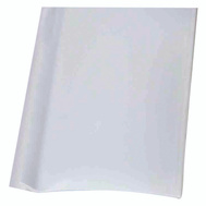 MD Building Products 75697 2 1/2 Inch By 4 Foot White Vinyl Wall Base