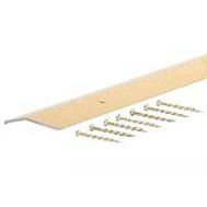 MD Building Products 79079 A834 F Carpet Trim 1-1/2 Inch By 36 Inch