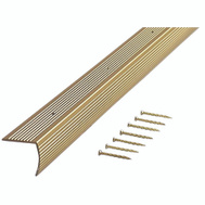 MD Building Products 79103 Stair Edging 1 1/8 Inch By 72 Inch