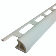 MD Building Products 84200 Bullnose 5/16Inx8ft Pvc White