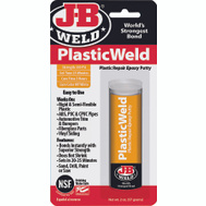 JB Weld 8237 Epoxy Repair Stick Plastic 2 Ounce