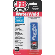JB Weld 8277 Water Weld Epoxy Adhesives Cold Well Compound