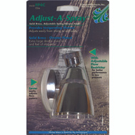 Whedon FP4C Adjust-A-Spray Elite Showerhead