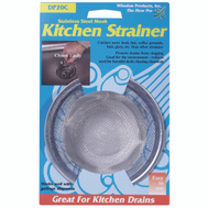 Whedon DP20C Stainless Steel Mesh Kitchen Strainer