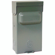 GE Electrical TF60RCP 60 Amp Pullout Disconnect