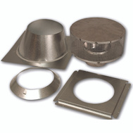 FMI J0358/CP-8DM Vent Kit Chimney