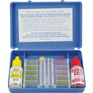 Jed Pool 00-481 Pool Tests Kit 2 Way Aqua Chem