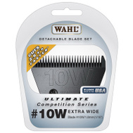 Wahl 2377-500 Ultimate Competition Pet Grooming Blade Set Number 10