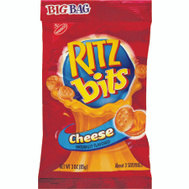 Nabisco 453035 Crackers Cheese Ritz Bits 3 Ounce