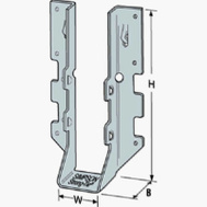 Simpson Strong Tie LUS24Z G185 2 By 4 Inch Joist Hanger