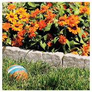Suncast BSE10TG 12 Inch Border Stone Edging (Box Of 10)