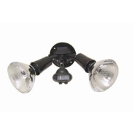 Cooper Lighting MS34 110 Degree Black Floodlight