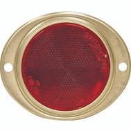 Peterson V472R Reflector Auto Alum Red 3In