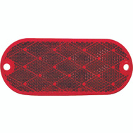 Peterson V480R Reflector Oblong Red