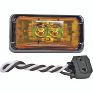 Peterson V153KA Light Clearance Kit Led Amber