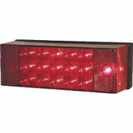 Peterson V856 Light Led Stop/Tail Sealed Red