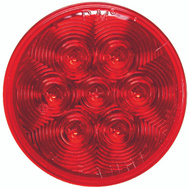 Peterson V826KR-7 Light Stop 4- 1/4 Inch Round Led