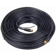 Audiovox VHB6111GR 100 Foot Black Rg6 Buri Cable